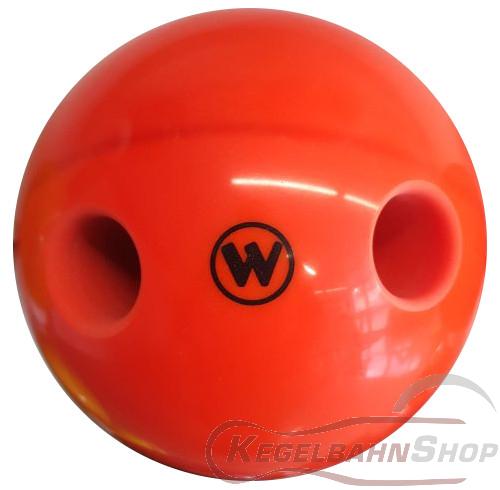 Lochkugel 140mm orange TYP WINNER