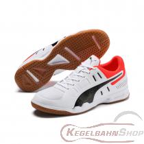 Auriz Puma White-Puma Black-Nrgy Red Gum