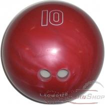 Bowling Ball Hausball Urethane 10 LBS Be a Winner