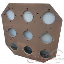 Zentrierplatte 28mm Multiplex oder Spanplatte