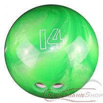 Bowling Ball Hausball Urethane 14 LBS Be a Winner