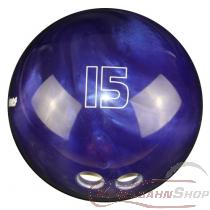 Bowling Ball Hausball Urethane 15 LBS Be a Winner