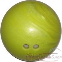 Bowling Ball Hausball Urethane 7 LBS Be a Winner