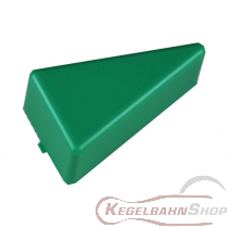 "Makrolonsymbol ""Gasse"" dreieckig grün KA84E3-14"