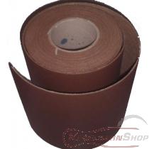 Aufsatzlinoleum Teilstück zum ausbessern circa 20cm braun