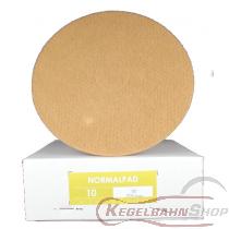 Normal - PAD Scheiben beige ø51cm 10 Stück