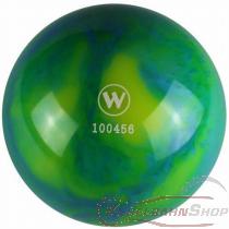 Vollkugel 120mm blau/gelb marmoriert TYP WINNER