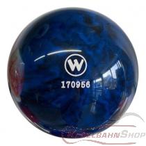 Vollkugel 120mm blau/schwarz marmoriert TYP WINNER