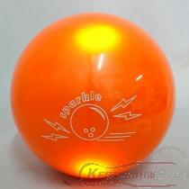 LED Bowlingball Fire blinkend in verschiedenen Größen