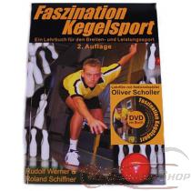 Faszination Kegelsport 2. Auflage mit DVD Lehrfilm