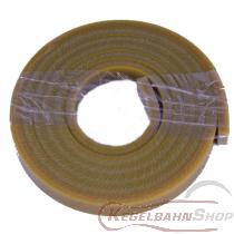 Polyurethangummi für Kugelkasten, Looping oder Ablaufbogen
