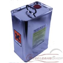 Sprühwachs für Kunststoff- und Holzbahnen 5 Liter mit Fresh-Duft