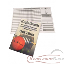 Kegelkassenbuch ( Kegelkladde )