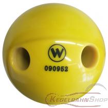 Lochkugel 160mm gelb TYP WINNER