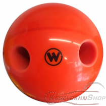 Lochkugel 160mm orange TYP WINNER