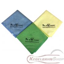Winner Reinigungstuch Microfaser in verschiedenen Farben