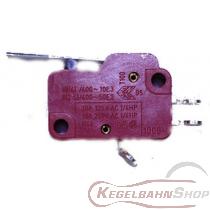 Mikroschalter für Seilschalter FUNK mit Flachsteckanschluss