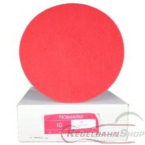 Normal - PAD Scheiben rot ø46cm 10 Stück