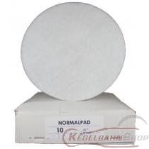 Normal - PAD Scheiben weiss ø33cm 10 Stück