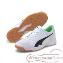 Auriz Puma white-black-electric green  NEU 2020