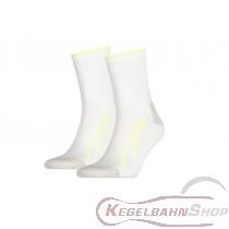 Puma Socken 261010001 2er Pack weiß/neon