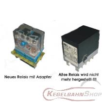 Adapter Ö mit Relais Finder 24V DC als Ersatz für BBC Schütz