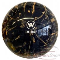 Vollkugel 160mm schwarz/cappuccino  TYP WINNER