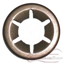 Starlocksicherung 12mm (für Zentrierbecher)