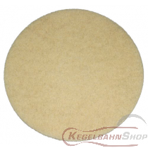 SUPER - PAD Scheiben beige ø41cm 1 Stück