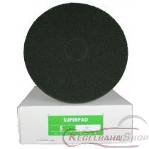SUPER - PAD Scheiben grün ø41cm 5 Stück