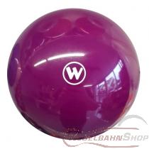Vollkugel 160mm violett FLUORESZIEREND TYP WINNER